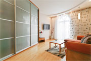 More Photos of the apartment for rent in Minsk at Nezavisimosty ave.19