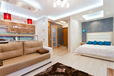 Exclusive apartment for rent in Minsk